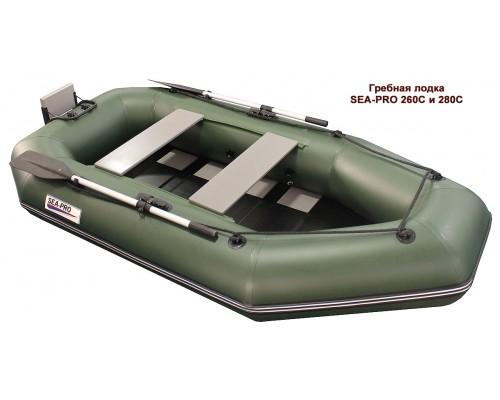 Лодка Sea-Pro 280С