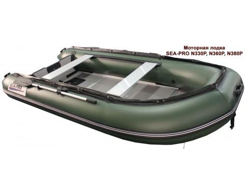Лодка Sea-Pro N380P