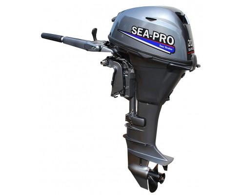 Мотор Sea-Pro F 20S&E