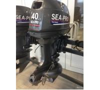 Мотор Sea-Pro Т 40JS&E водомет
